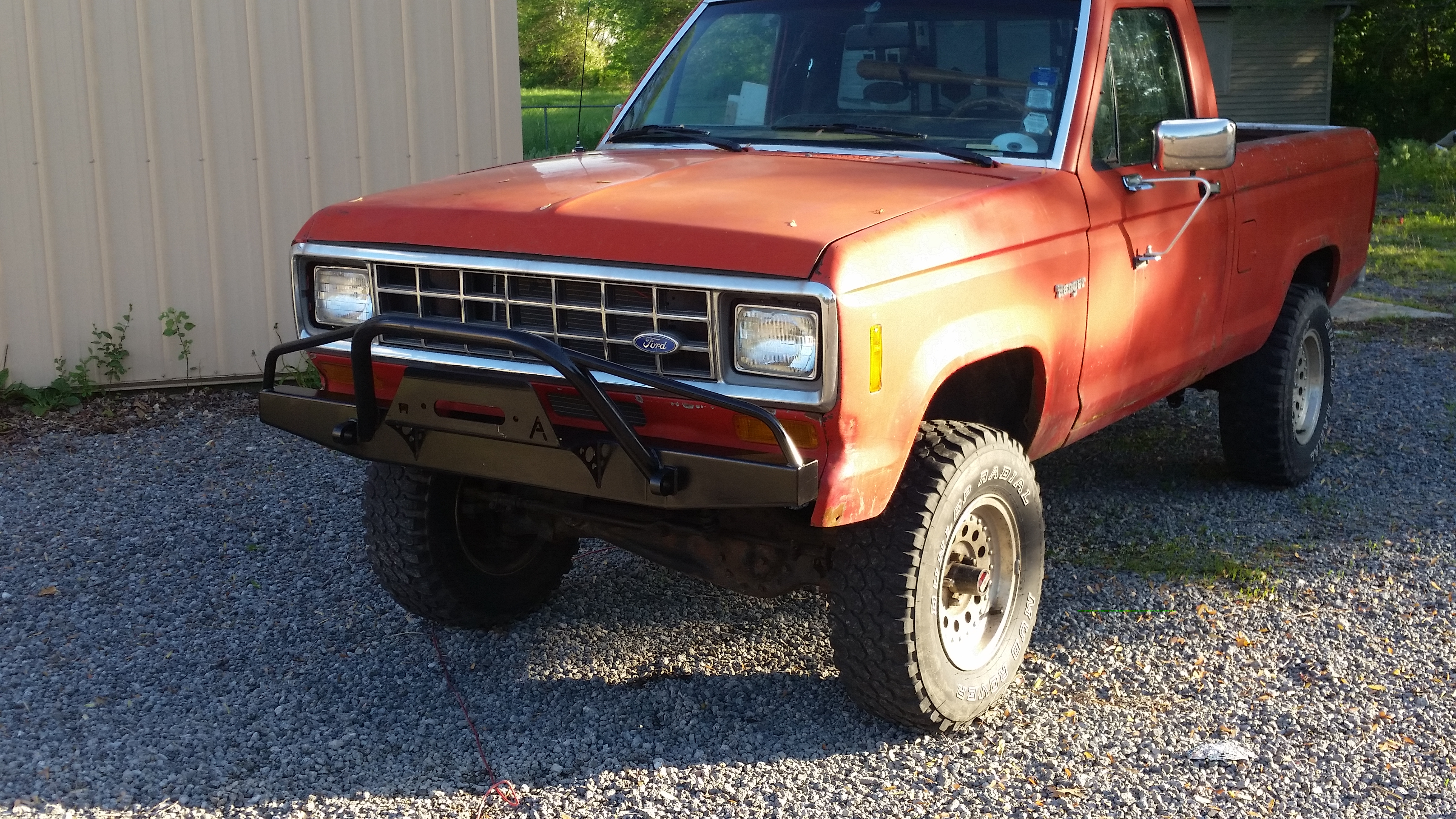 rough pin super rugged ford school bronco clean sale for raw old