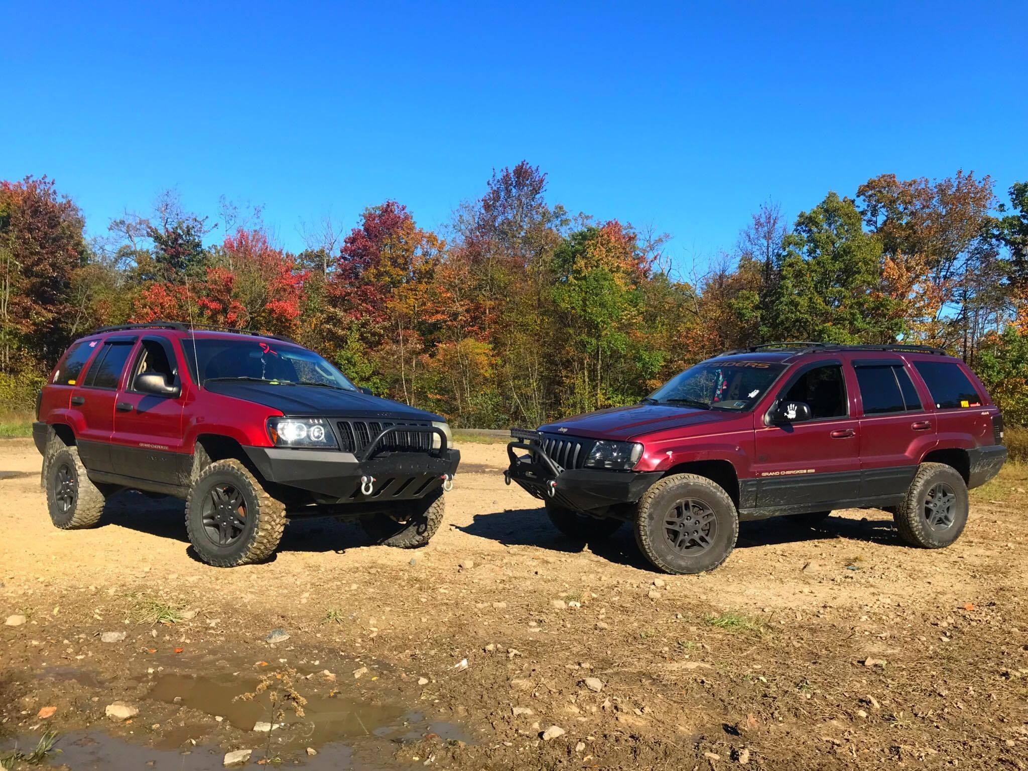 Jeep Grand Cherokee Off Road >> Elite Jeep Grand Cherokee Wj Modular Plain Front Winch Bumper 99 04