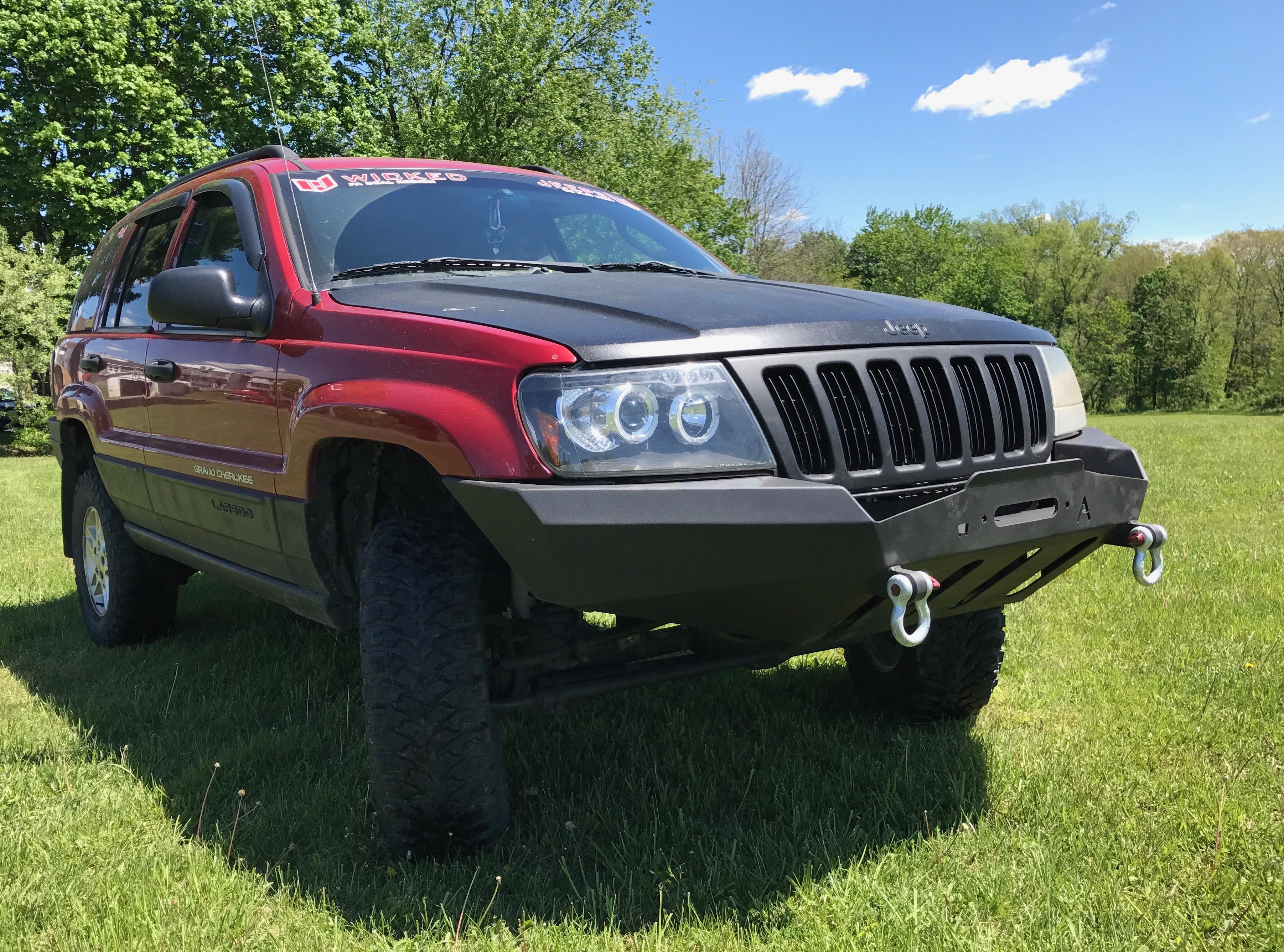 Jeep Grand Cherokee WJ (u002799  U002704)