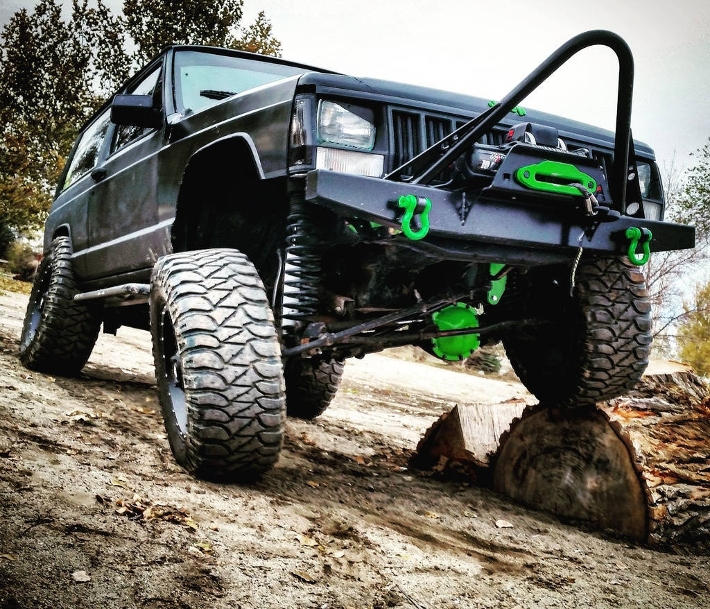 Jeep Cherokee Xj Bumpers >> Affordable Offroad | Bumpers & Parts for Offroad Vehicles
