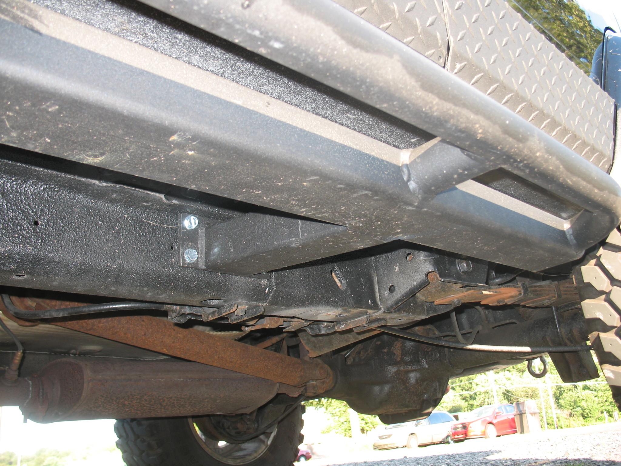 Pair Of Elite Rock Sliders Jeep Cherokee Xj 84 01