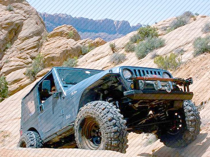 Jeep Wrangler TJ LJ YJ CJ ('54-'06)